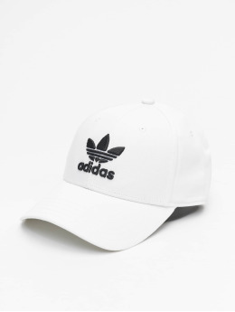adidas Originals Snapback Cap Classic Trefoil Baseball weiß