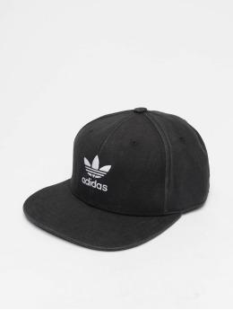 adidas originals Snapback Caps Ac Trefoil čern