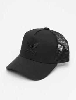 adidas originals Snapback Caps AF Trucker čern