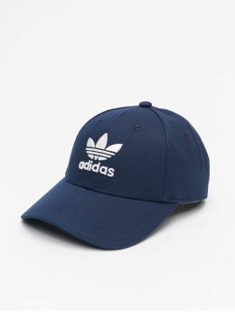 adidas Originals Snapback Caps Classic Trefoil niebieski