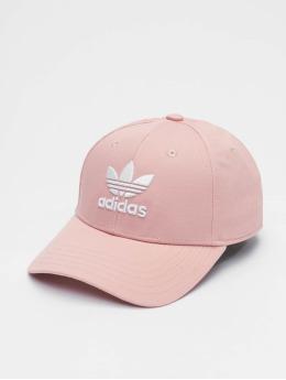 adidas Originals Snapback Caps Trefoil  pink
