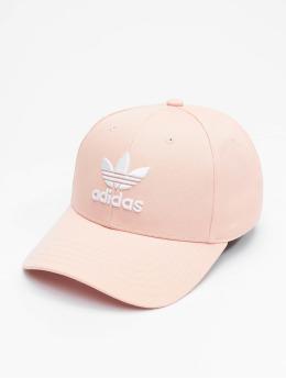 adidas Originals Snapback Caps Classic Trefoil pink