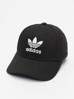 adidas Originals Snapback Caps Classic Trefoil sort