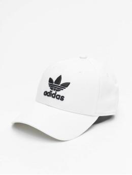 adidas Originals Snapback Caps Classic Trefoil Baseball valkoinen