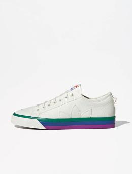 adidas originals Sneaker Nizza Pride bianco
