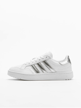 adidas Originals Sneaker Team Court bianco