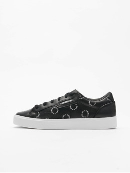 adidas Originals Sneaker Sleek  nero