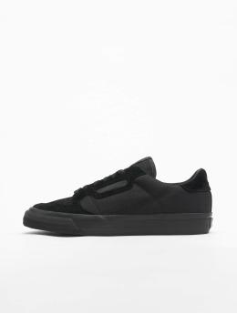 adidas Originals Sneaker Continental Vulc  schwarz
