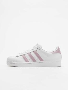 new product 3230d 8c4d4 adidas originals Sneaker Superstar W weiß