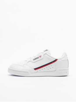 adidas Originals Sneaker Continental 80 C weiß