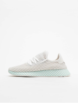 free shipping 0f7dd 928b5 adidas originals sneaker Deerupt Runner wit