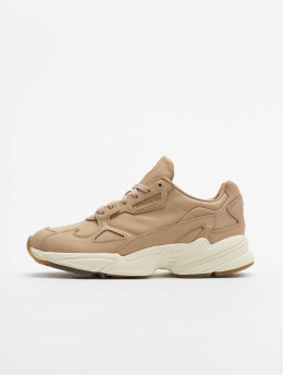 adidas Originals / Sneakers Falcon i beige