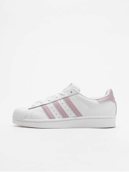 adidas originals Sneakers Superstar W bialy