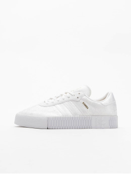 adidas Originals Sneakers Sambarose  bialy