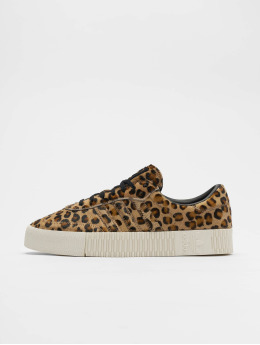 adidas originals Sneakers Sambarose hnedá