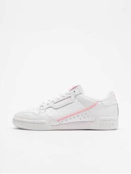 the latest 5e04b 9e461 adidas originals Sneakers Continental 80 W hvid