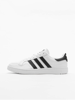 adidas Originals Sneakers Team Court hvid