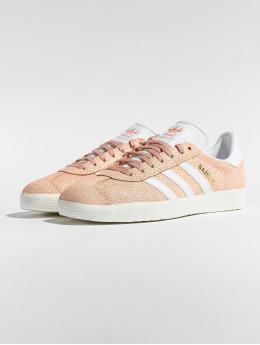 adidas originals Sneakers Gazelle W pomaranczowy