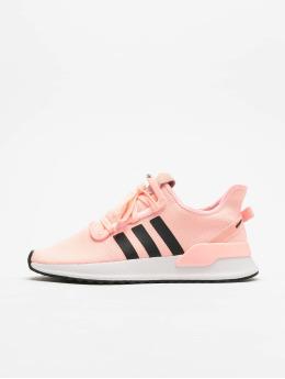 adidas originals Sneakers U_Path Run pomaranczowy