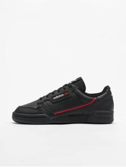 adidas originals Sneakers Continental 80 J sort