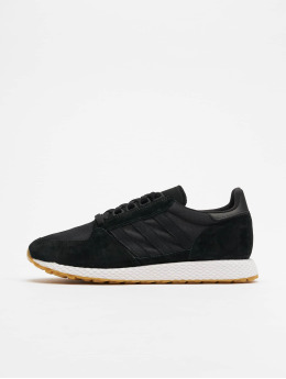 adidas originals Snejkry Forest Grove čern