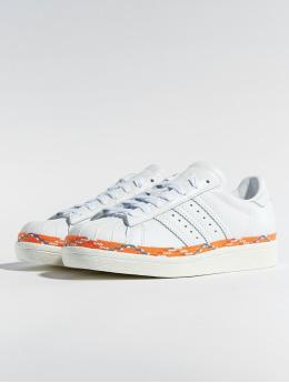 adidas originals Snejkry Superstar 80s New Bo bílý