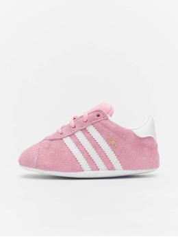 adidas originals Snejkry Gazelle Crib růžový