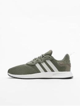 adidas Originals Snejkry X_PLR S  zelený