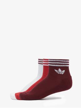 adidas Originals Socken Trefoil  weiß