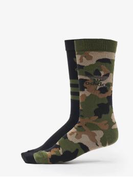 adidas Originals Socks Camo  olive