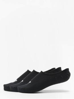adidas Originals Sokker Low Cut 3 Pack svart