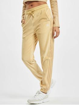 adidas Originals Spodnie do joggingu Slim  bezowy