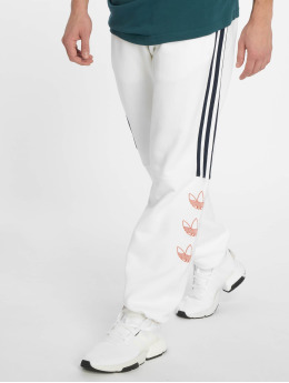 adidas originals Spodnie do joggingu Ft bialy