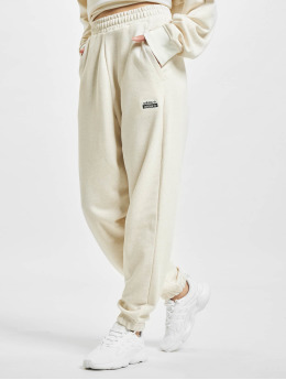 adidas Originals Spodnie do joggingu Sweat  bialy