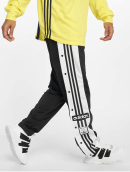 adidas originals Spodnie do joggingu Snap czarny