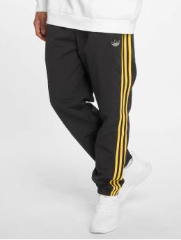 adidas originals Spodnie do joggingu Wvn 3 Stripes czarny