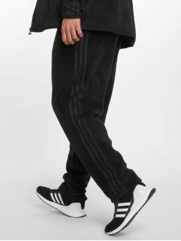 adidas originals Spodnie do joggingu Pfleece czarny