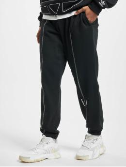 adidas Originals Spodnie do joggingu F  czarny