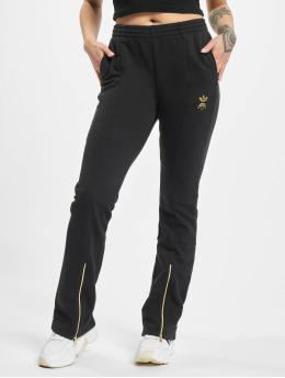 adidas Originals Spodnie do joggingu Zip czarny
