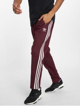 adidas originals Spodnie do joggingu Beckenbauer czerwony