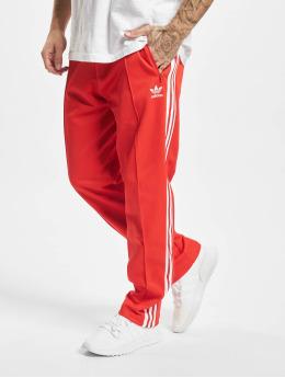 adidas Originals Spodnie do joggingu Beckenbauer TP czerwony