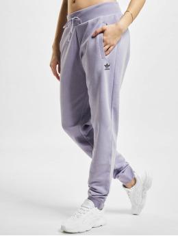 adidas Originals Spodnie do joggingu Originals fioletowy