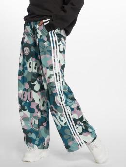 adidas originals Spodnie do joggingu Contemp Bb  kolorowy