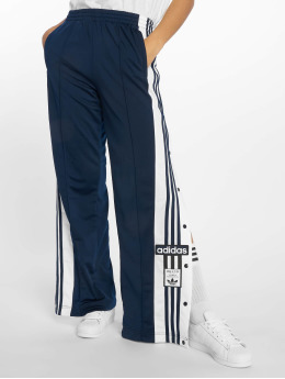adidas originals Spodnie do joggingu Adibreak niebieski