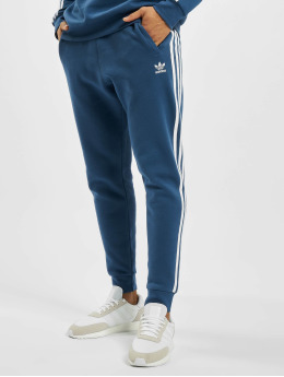 adidas Originals Spodnie do joggingu 3-Stripes  niebieski