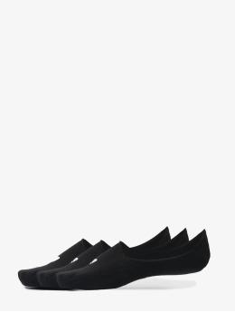 adidas originals Sukat No Show 3P musta