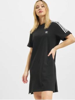 adidas Originals Sukienki T-Shirt  czarny