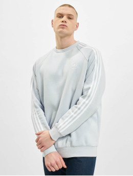 adidas Originals Sweat & Pull 3-Stripes bleu