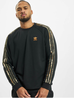 adidas Originals Sweat & Pull Camo  noir