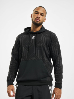 adidas Originals Sweat capuche Mono noir